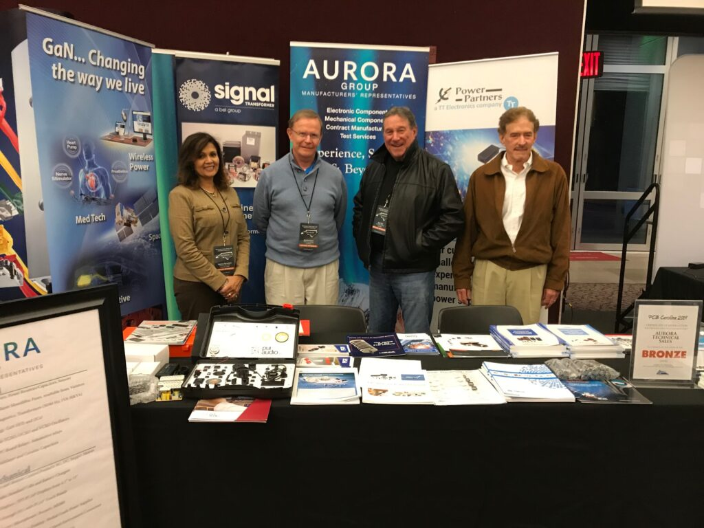 Aurora Group at PCB Carolina 2019